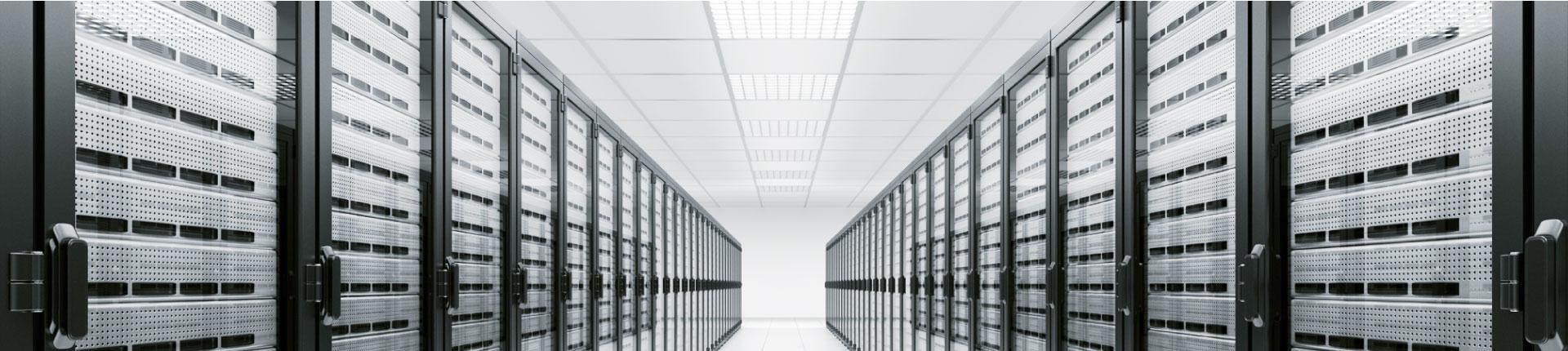 As melhores marcas em equipamentos: SUPERMICRO, Dell, Hp, IBM, Lenovo e Tandberg
